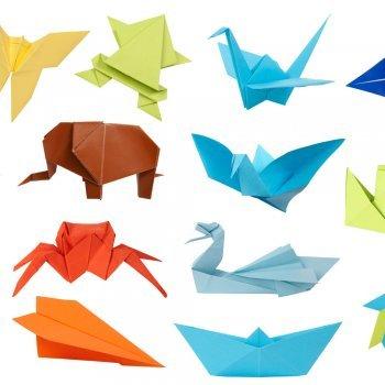 Vídeos de origami para niños