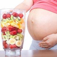 Menú semanal para embarazadas. Semana 38