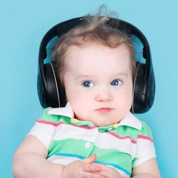 Estimulación musical para bebés