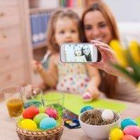 Cuidado al publicar las fotos de tu hijo en internet