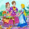 Cinderella. Cuento de princesas en inglés para niños