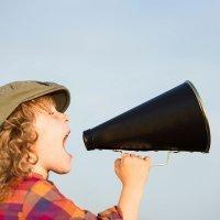 Cómo manejar los gritos de los niños