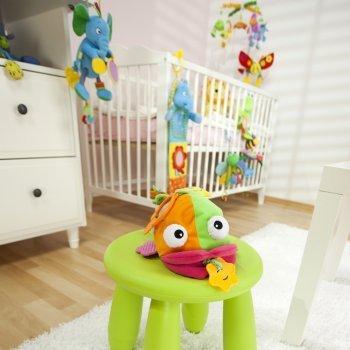 Decorar la habitación de un bebé