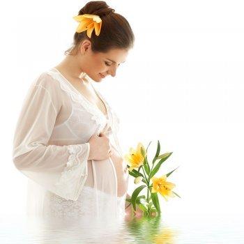Aromaterapia en embarazadas