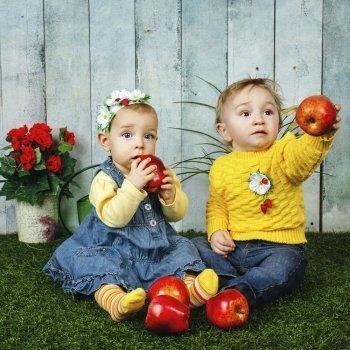 Alimentos ricos en antioxidantes para niños
