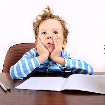 El estrés de los niños