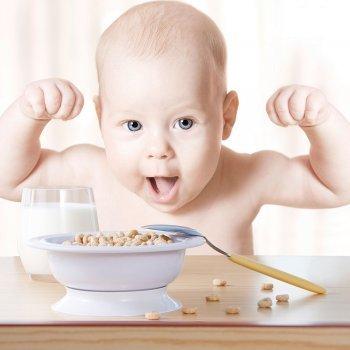 Los cereales en la alimentación de los niños