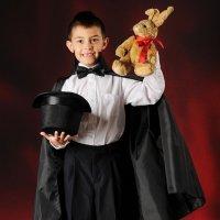 Los beneficios de la magia para los niños