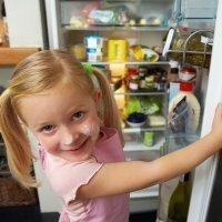 Cómo organizar el frigorífico de forma saludable para los niños