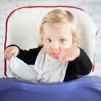 Alimentación para bebés de 12 a 24 meses
