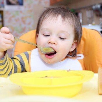 Alimentación para bebés hasta los 24 meses