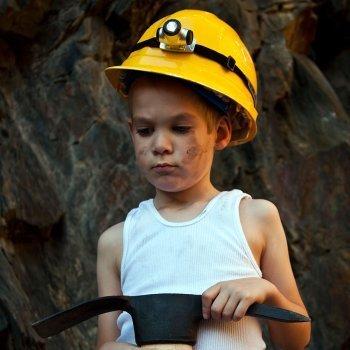 Derecho de los niños a no trabajar