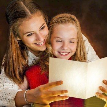 Vídeos de tarjetas de Navidad