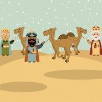 El camello cojito. Cuentos de Navidad para niños