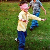 Juegos para niños con ceguera o niños ciegos