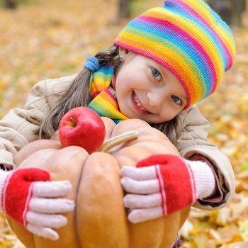 Menú de otoño para niños con intolerancia a la lactosa
