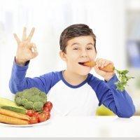 Los beneficios que aportan las verduras a los niños