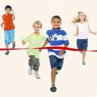 Running para niños. Correr es sano y divertido