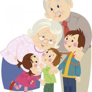 A los abuelos y abuelas