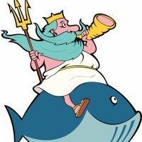 Poseidón y el reino submarino. Leyenda griega para niños