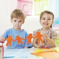 Manualidades para niños con papel