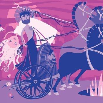 Perséfone y las cuatro estaciones