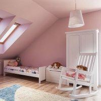 Cómo decorar habitaciones infantiles abuhardilladas