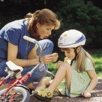 Qué hacer en caso de accidentes con niños