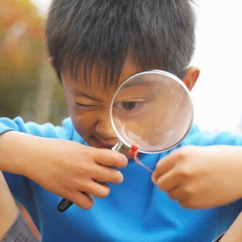 Cómo son los niños observadores