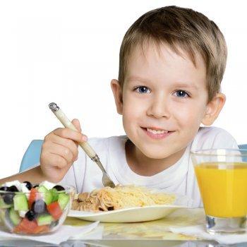 Alimentación ideal para niños con obesidad