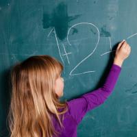 Soñar con números. Diccionario de los sueños infantiles