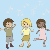 Canciones infantiles para bailar y cantar