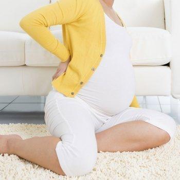 Lumbalgia y ciática durante el embarazo