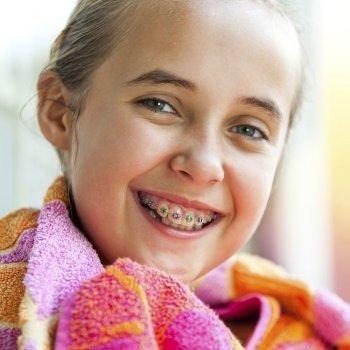 Tipos de ortodoncia para los niños