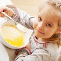 Menú de invierno para niños con bajo peso