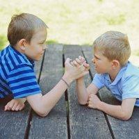 Cómo enseñar a los niños a competir