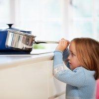 Quemaduras infantiles. Tratamientos y cuidados