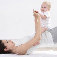 Beneficios del yoga para bebés