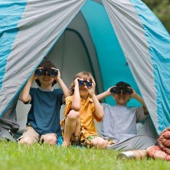 Juegos de campamento para niños