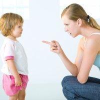 El castigo y límites a los niños