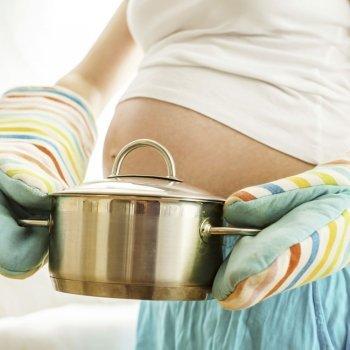 Alimentos peligrosos en el embarazo