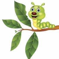 El cabritillo y el gusano. Poema infantil con rima