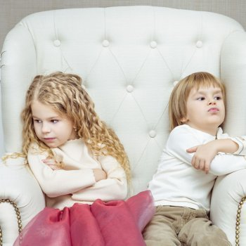 Cómo enseñar al niño a no ser rencoroso