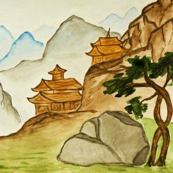 En el bosque de la china