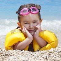 La salud de los bebés y niños en verano