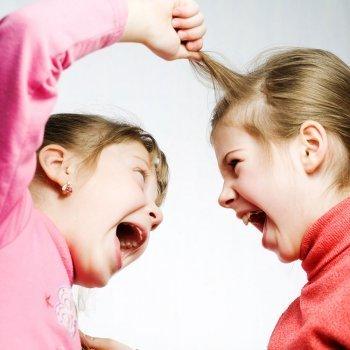 Qué pueden hacer los padres cuando los hijos se pelean