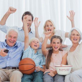 10 películas para ver con los abuelos