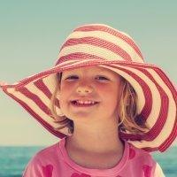 Cómo curar la quemaduras solares en la piel de un niño