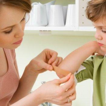 Consejos para curar las ampollas en los niños