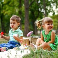 Ideas para ir de picnic con los niños